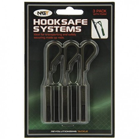 NGT 3 pcs HOOK SAFE SYSTEM