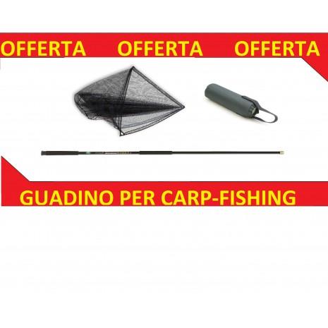 GUADINO PER CARP FISHING + GALLEGGIANTE
