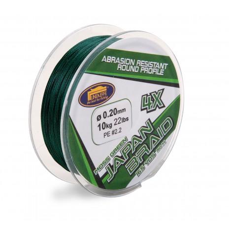 JAPAN BRAID 4X moss green