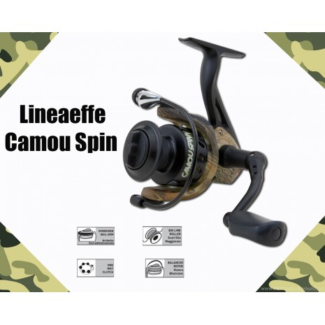 LINEAEFFE CAMOU SPIN