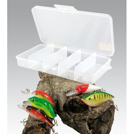 Lineaeffe Hard Lures Set - 5 Pz.